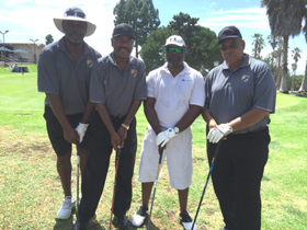 PDW supporting Sickle Cell Golf Tournament 2015